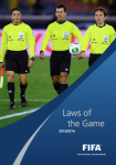 FIFA Laws Cover
